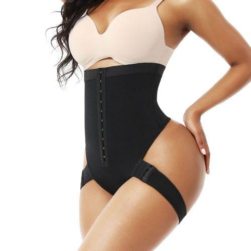 Firm tummy compression & butt liffting shapewear5blk3